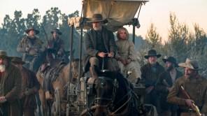 Tom Hanks and Helena Zengel in 'News of the World'