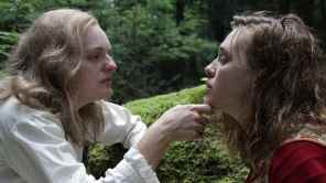 Elisabeth Moss and Odessa Young in 'Shirley'