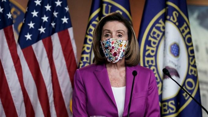 Nancy Pelosi Talks Second Impeachment If Trump Isn't Removed Via 25th  Amendment – Deadline