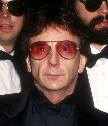 Phil Spector Dies: 'Wall Of Sound' Producer Incarcerated For Murder Was 81