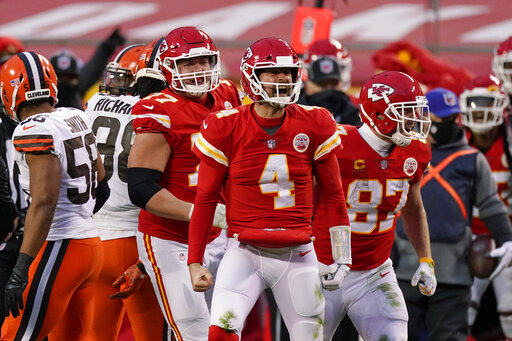 NFL Goes Out On WCBS, Temporarily Knocking Kansas City Chiefs-Cleveland Browns Game Offline