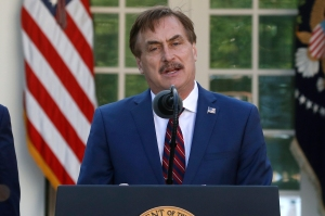 Twitter Permanently Suspends Account Of MyPillow CEO Mike Lindell