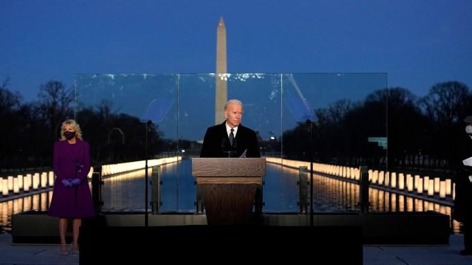 [WATCH] Deadline Now: Biden/Harris Inauguration Made-For-TV