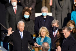 CNN Leads Cable News Networks In Viewership Of Joe Biden's Inauguration Swearing In Ceremony