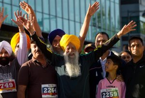 World's Oldest Marathon Runner Fauja Singh To Be Subject Of Biopic From Indian Creative Trio