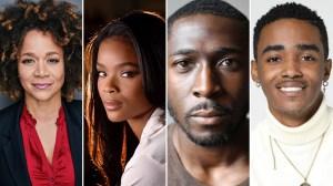 "'Black Mafia Family': Michole Briana White, Ajiana Alexus, Eric Kofi-Abrefa & Myles Truitt Join Curtis ""50 Cent"" Jackson's Series On Starz"