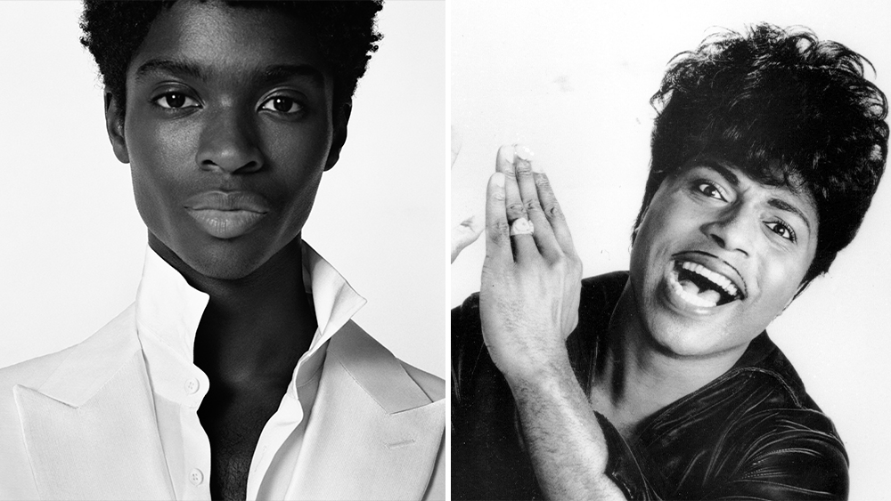 Newcomer Alton Mason To Play Little Richard In Baz Luhrmann's 'Elvis'