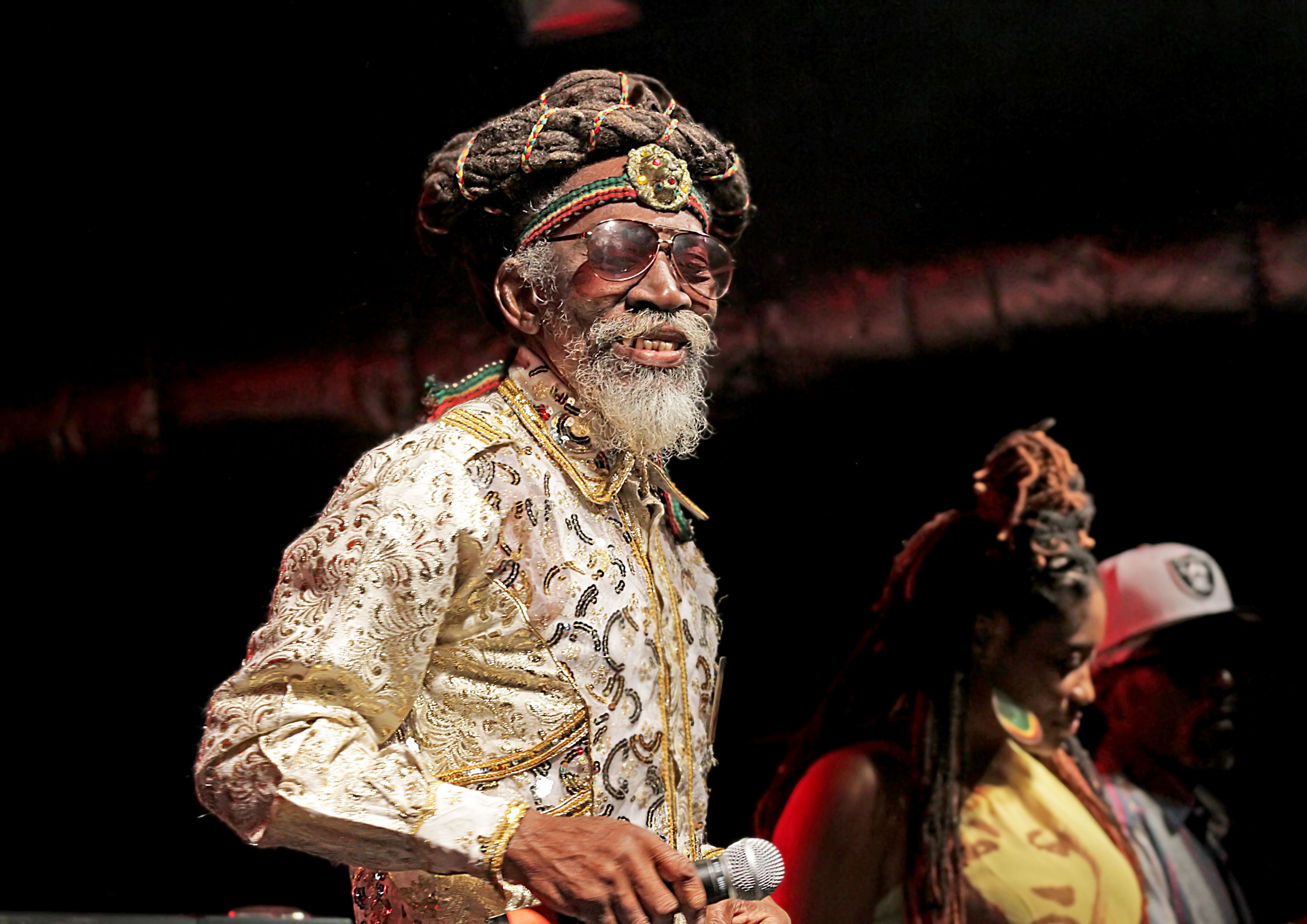 Bunny Wailer Dies: Founding Member Of Bob Marley's The Wailers Was 73
