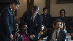 Yahya Abdul-Mateen II in 'The Trial of the Chicago 7'