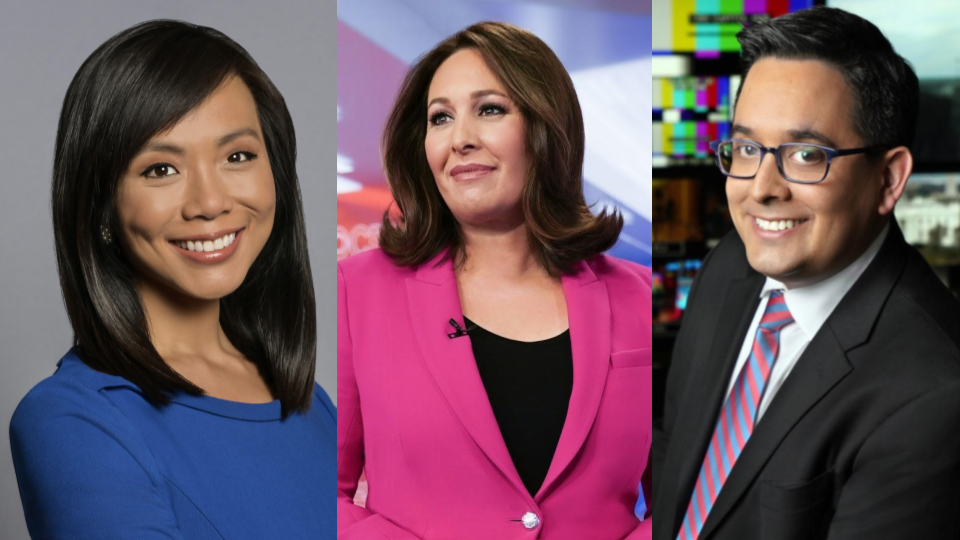 CBS News Sets D.C. Lineup: Nancy Cordes Tapped As Chief White House Correspondent; Ed O'Keefe And Weijia Jiang Also On POTUS Beat