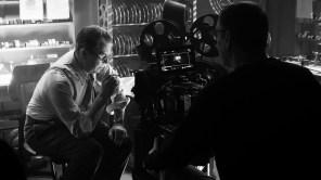Gary Oldman behind the scenes of 'Mank'