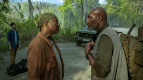 Clarke Peters and Delroy Lindo in 'Da 5 Bloods'