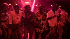 Norm Lewis, Clarke Peters, Isiah Whitlock Jr. and Delroy Lindo in 'Da 5 Bloods'