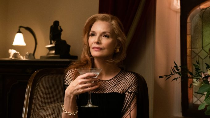 Michelle Pfeiffer in 'French Exit'