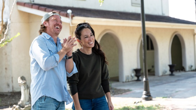 Fixer Upper Welcome home