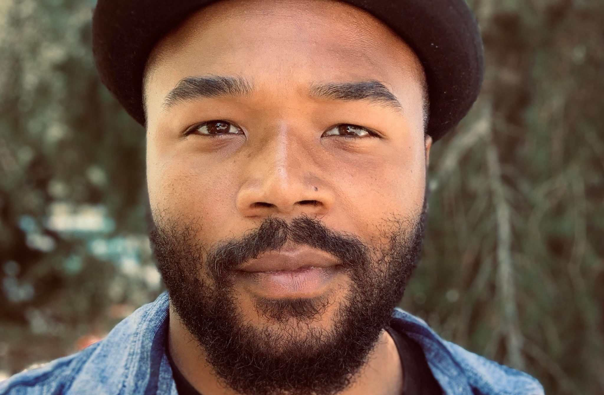 """'Canvas' Director Frank E. Abney III Talks First Time Seeing Himself On Screen, Crafting """"Therapeutic"""" Animated Short & His Mission In Transitioning To Features"""