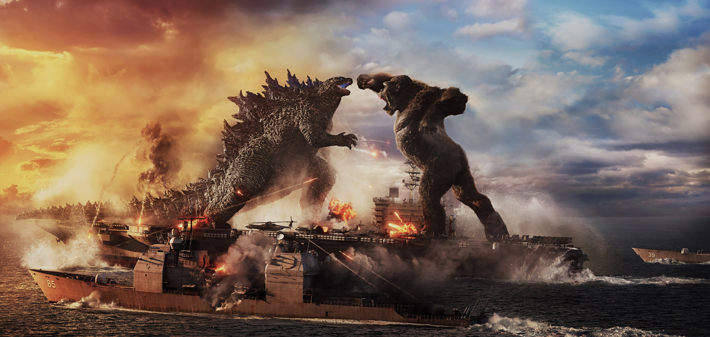 Godzilla Vs Kong Poised For Hollywood's Best Overseas Bow Of Covid Era – Deadline