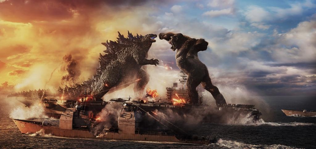 Godzilla contra Kong