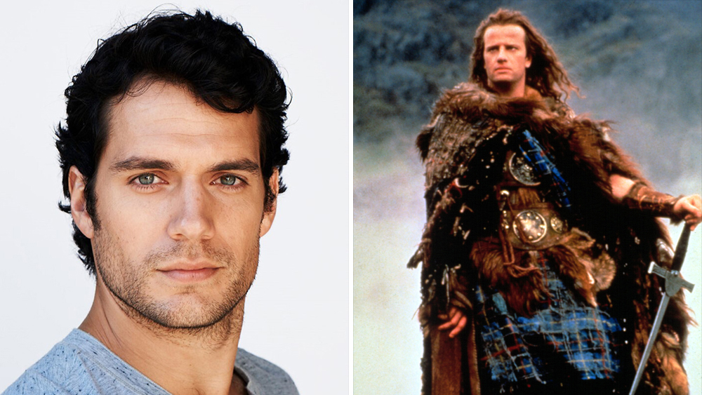 Henry Cavill To Star in Lionsgate's 'Highlander' Reboot From Chad Stahelski