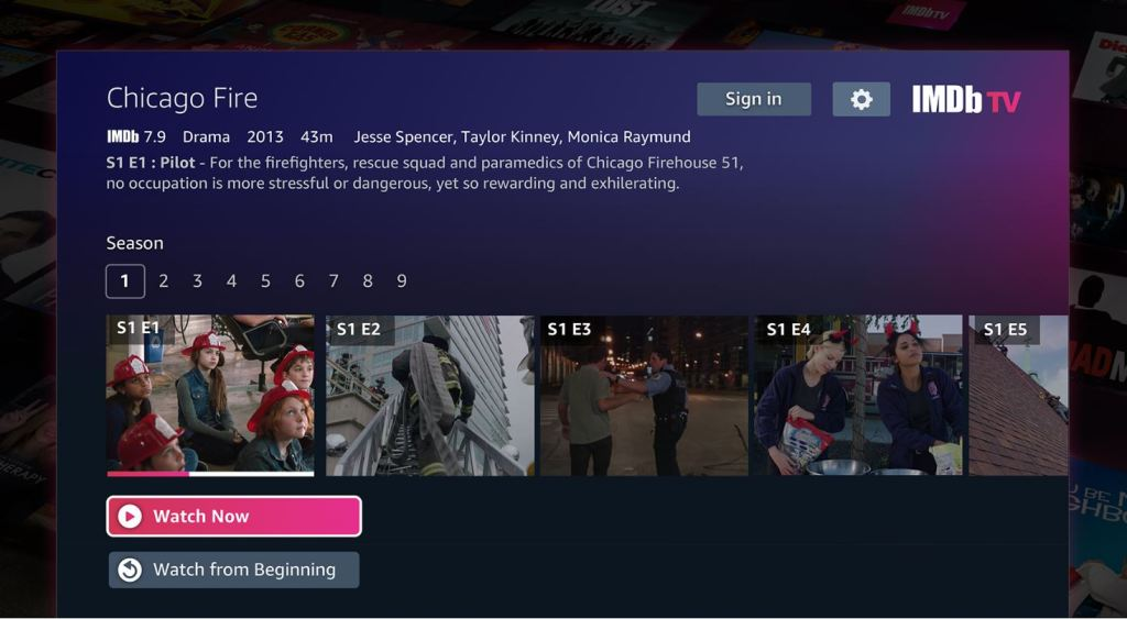 IMDb TV, Amazon's Free Streaming Service, Now Available On Roku
