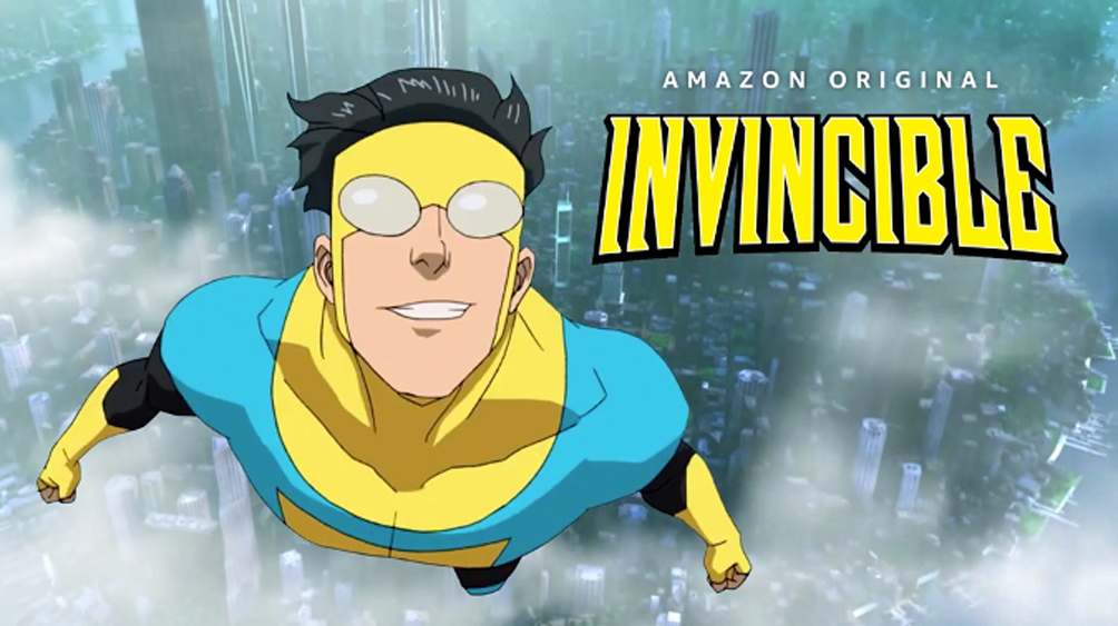Robert Kirkman's Animated Series 'Invincible' Gets Premiere Date On Amazon  – Deadline