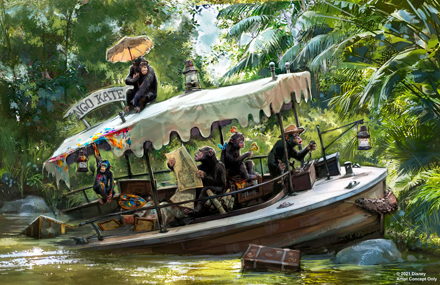 Disney Parks To Revamp Jungle Cruise Attraction, Responding To Racism Charges