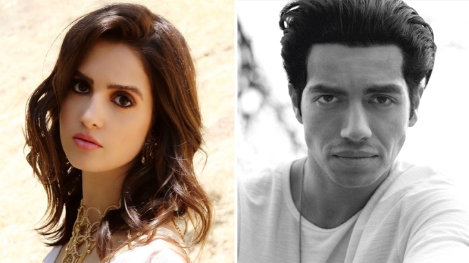 'Austin & Ally' Alum Laura Marano & 'Aladdin's Mena Massoud Get 'The Royal Treatment' From Netflix