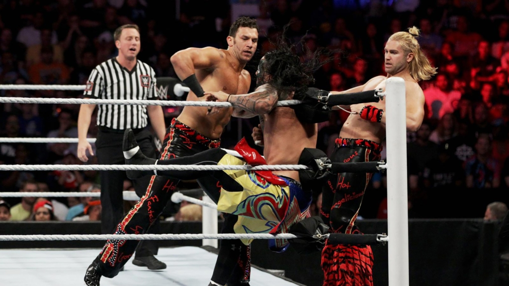 Friday Ratings: WWE Tops The Night, CBS Crime Lineup Misses 'MacGyver' Lead.jpg