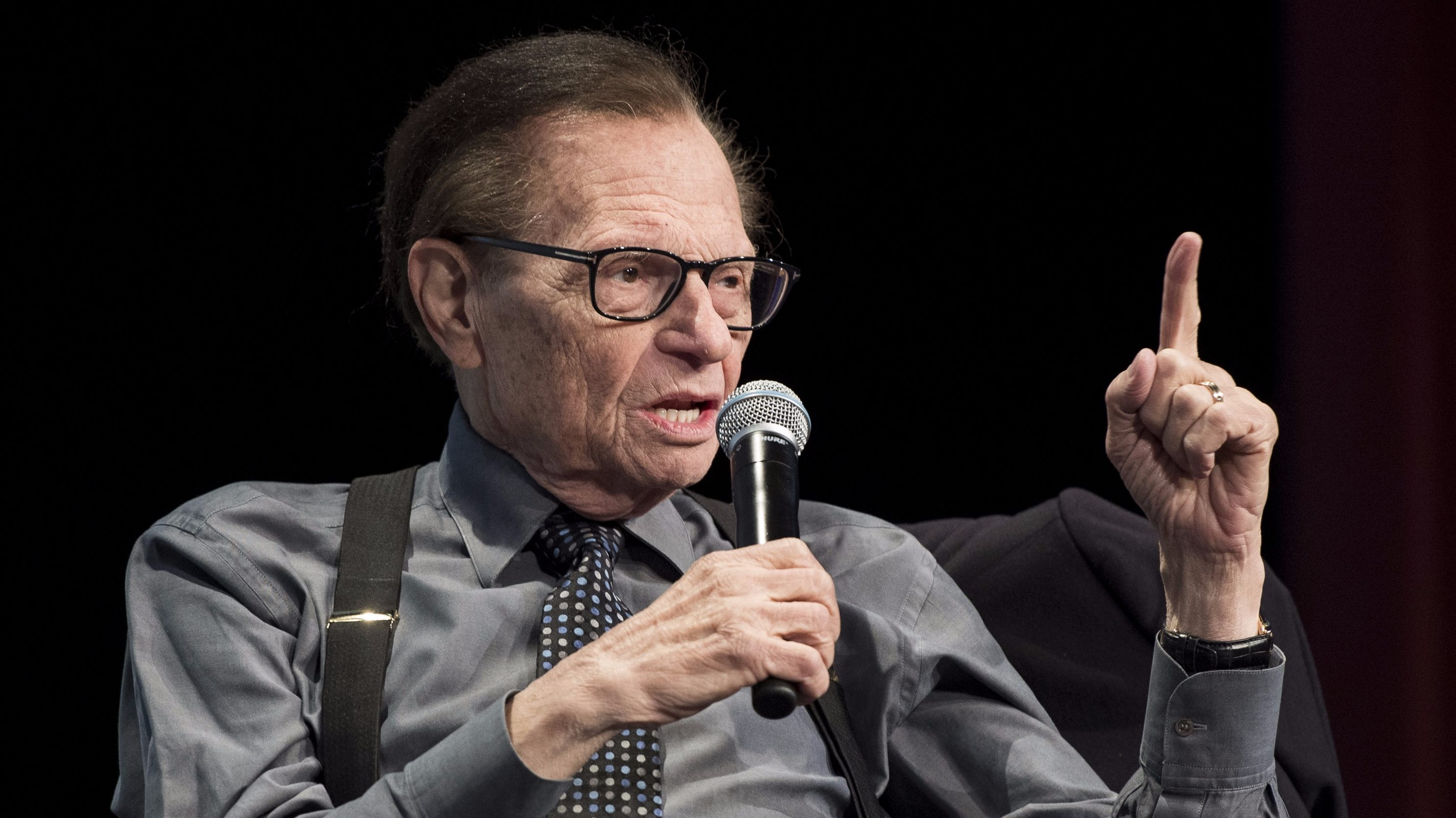 Larry King Dies: Giant Of American Television Was 87