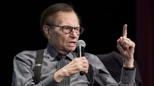 Larry King Dies: Giant Of American Broadcasting Was 87