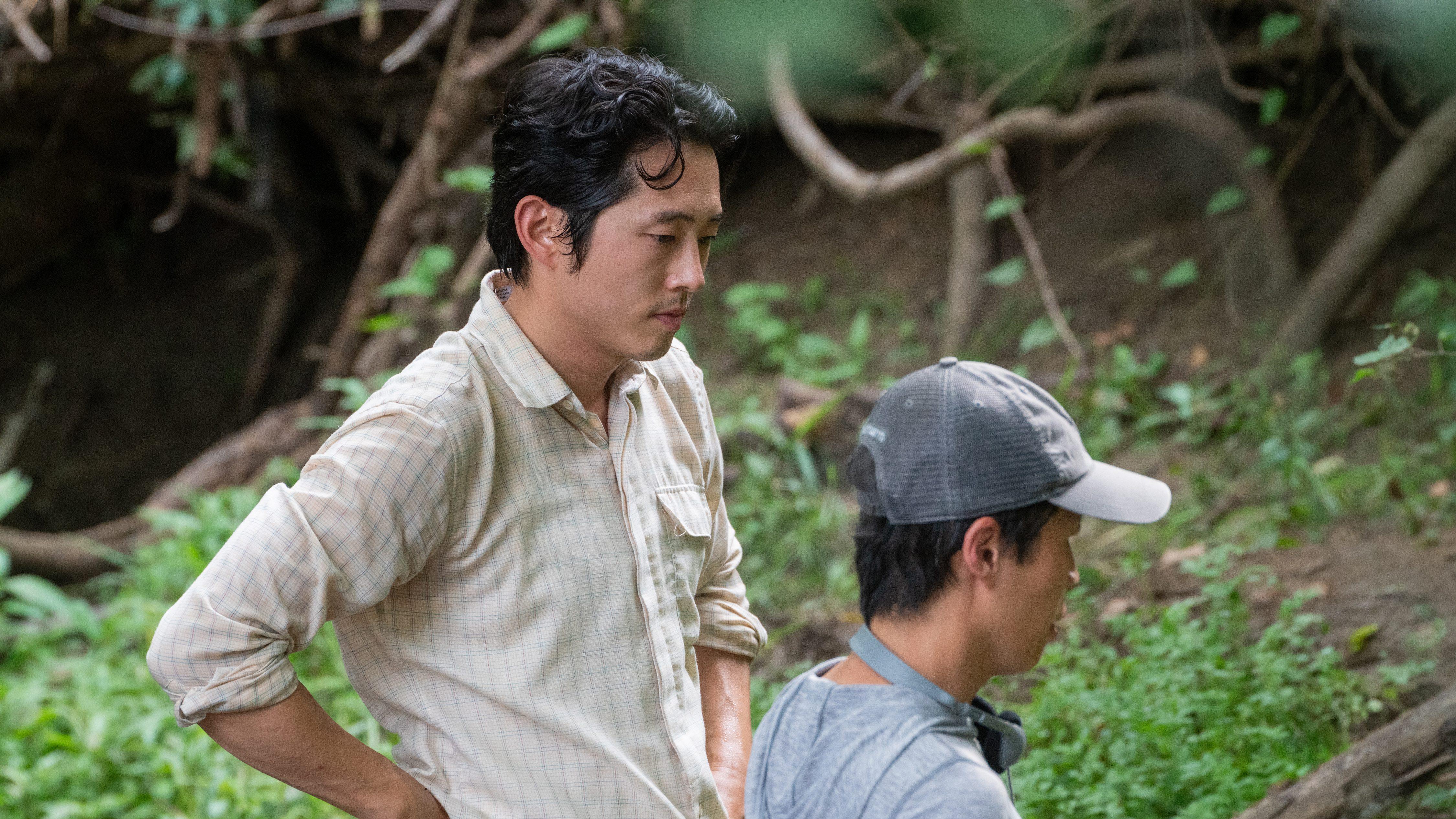 Minari S Steven Yeun And Lee Isaac Chung On Their First Collaboration Deadline