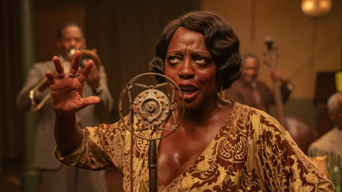 Viola Davis in 'Ma Rainey's Black Bottom'