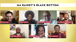"'Ma Rainey's Black Bottom' Team On The Power Of Music: ""The Blues Is America"" – Contenders Film"