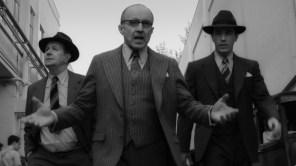 Gary Oldman, Arliss Howard and Tom Pelphrey in 'Mank'