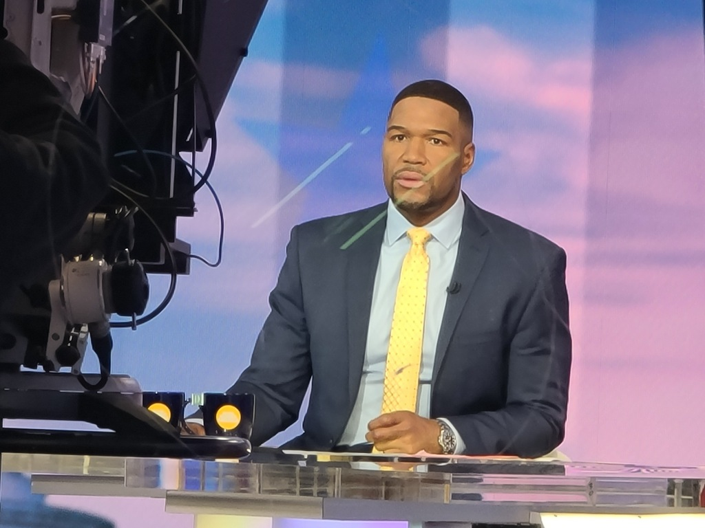 'GMA' Co-Host Michael Strahan Tests Positive For Covid-19