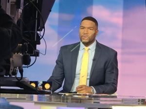 "'GMA' Co-Host Michael Strahan Tests Positive For Covid-19; He Is ""Feeling Well,"" Says George Stephanopoulos"