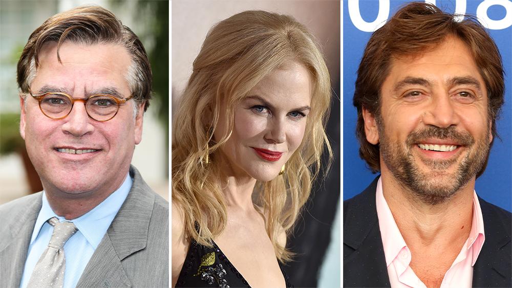 Nicole Kidman To Play Lucille Ball, Javier Bardem As Desi ...