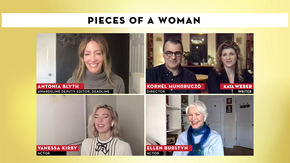 "'Pieces Of A Woman' Writer Admits Being ""So Afraid Of Going To That Dark Place"" – Contenders Film"