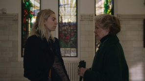 Vanessa Kirby and Ellen Burstyn in 'Pieces of a Woman'