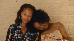 Nicole Beharie and Alexis Chikaeze in 'Miss Juneteenth'