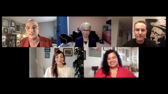 [WATCH] Rita Moreno On 'Just A