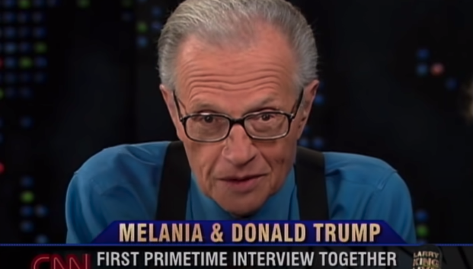 """Larry King Remembered: Tributes To """"History-Making"""" Broadcaster & """"Masterful"""" Interviewer"""
