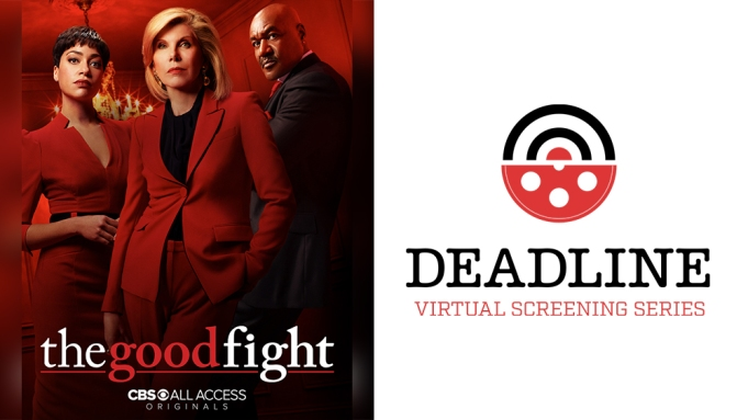 [WATCH] The Good Fight' Star &