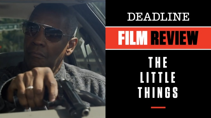 [WATCH] 'The Little Things' Review: Denzel