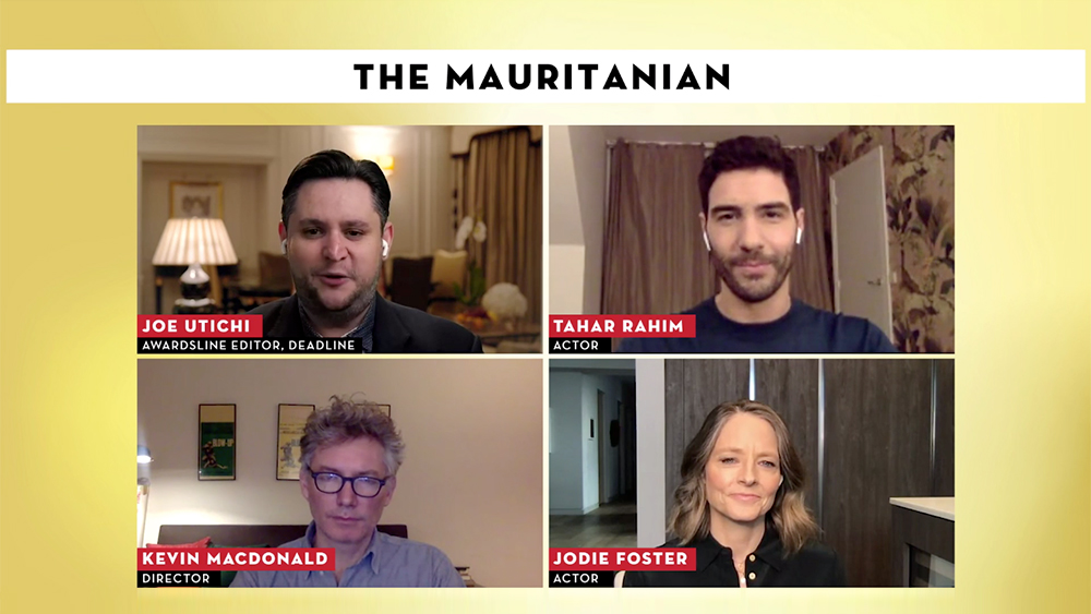"Director Kevin Macdonald On The Real-Life Inspiration For 'The Mauritanian': ""He's Such An Extraordinary Person"" – Contenders Film"