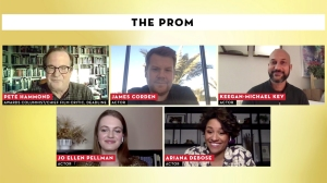 """'The Prom' Cast Talks About The """"Big Canvas"""" Of Ryan Murphy's Broadway Adaptation – Contenders Film"""