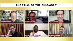 The Trial Of The Chicago 7 Contenders