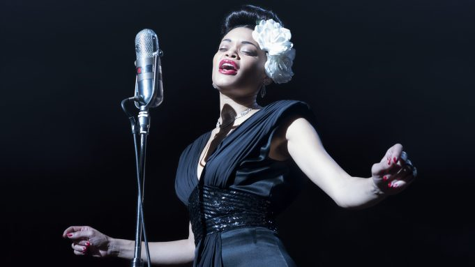 Andra Day in 'The United States