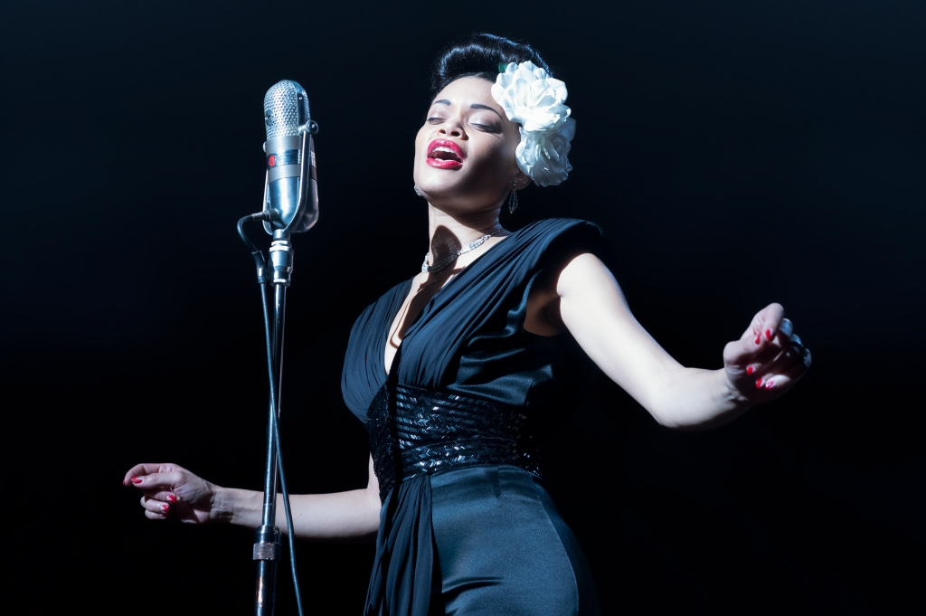 Andra Day in 'The United States vs. Billie Holiday'
