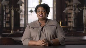 Stacey Abrams in 'All In: The Fight for Democracy'